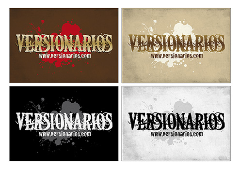 "Post thumbnail of DISEÑO – Actualización de logo ""Versionarios"""